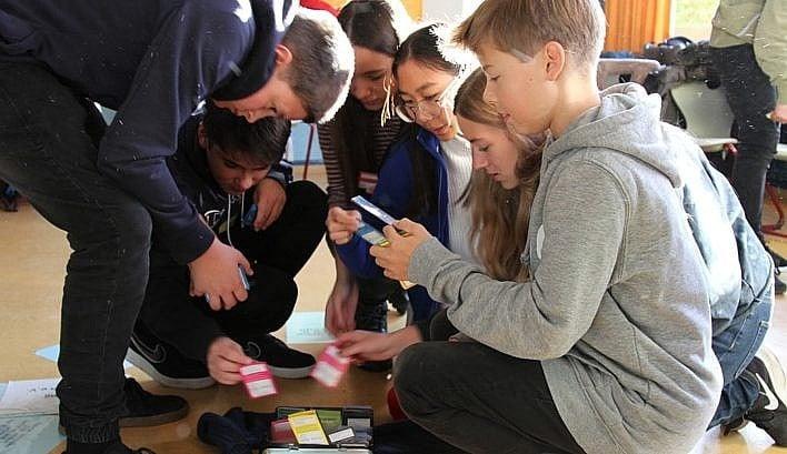 Schulprojekt Hegelgymnasium