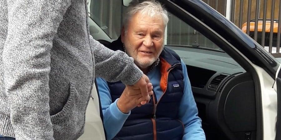 Fahrdienst für Ältere