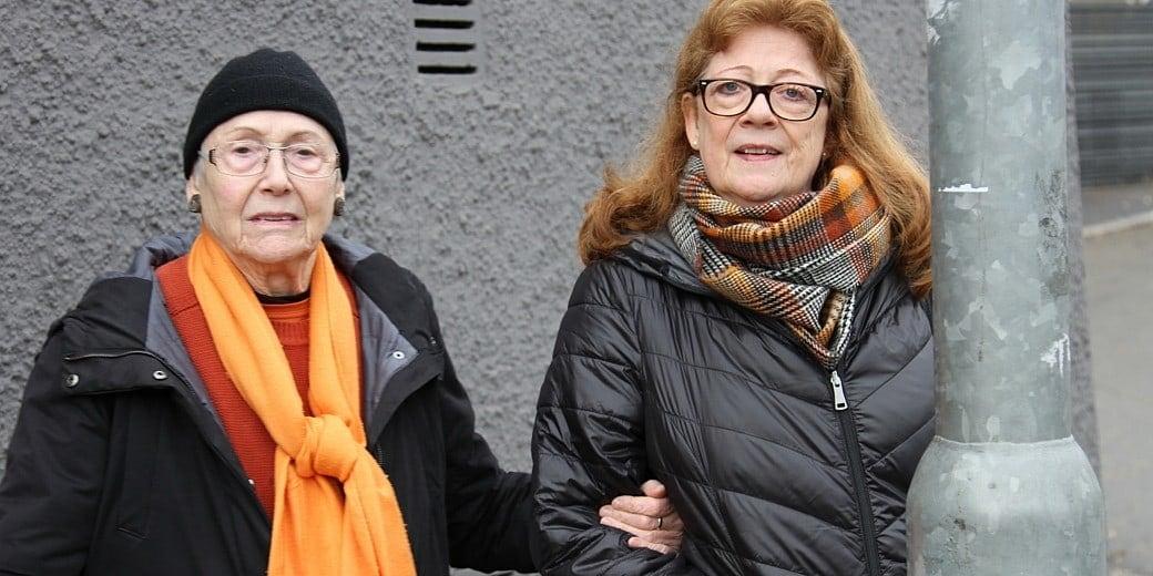 Begleitung älterer Menschen