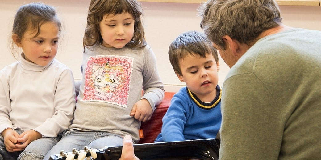Kooperation Kindergarten
