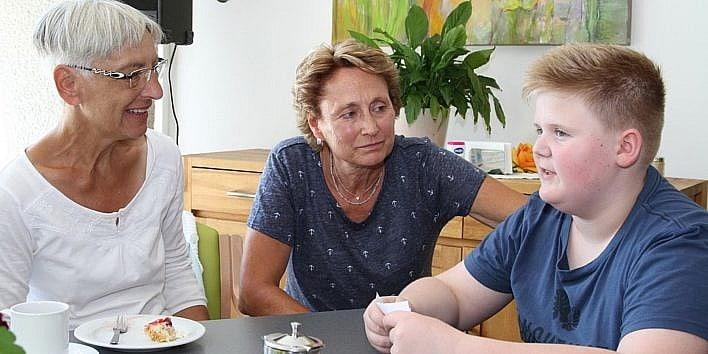 Erzählcafé
