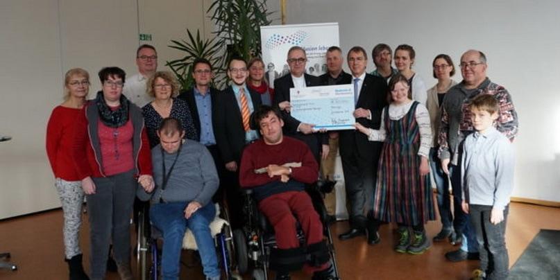 Inklusionsprojekt Münsingen